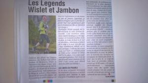 Christophe Wislet & Claude Jambon