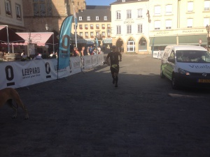 Finish 75k Marco Weijters