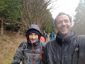 Maarten Schön and Marek Vis at CP4